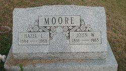 John Willis Moore
