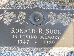 Ronald Richard Suor