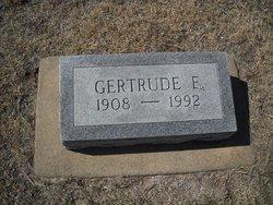 Gertrude E Apel