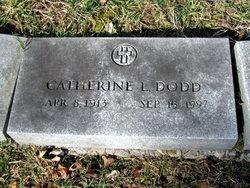 Catherine L <I>Murray</I> Dodd