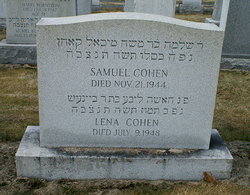 Lena <I>Baker</I> Cohen