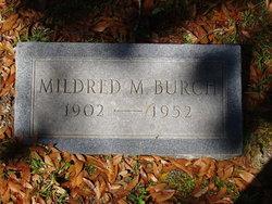 Mildred M. Burch