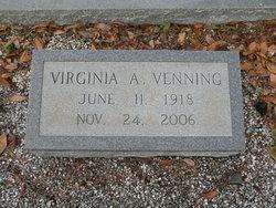 Virginia Elizabeth <I>Ashhurst</I> Venning
