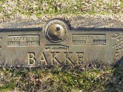 Roger E. Bakke
