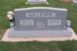 DeAlva Gillespie