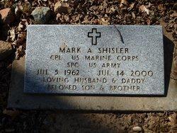 Mark A Shisler