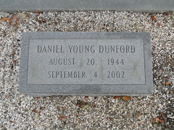 Daniel Young Dunford