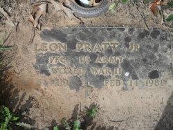 Leon Pratt, Jr
