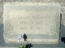 Georgia McGahee