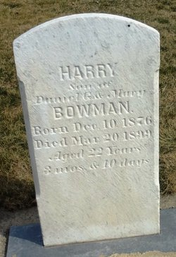 Harry Bowman