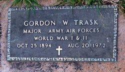 Gordon William Trask