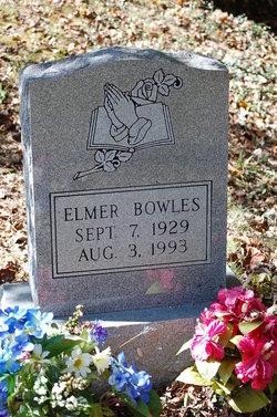 Elmer Bowles