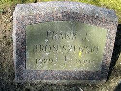 Frank J. Broniszewski