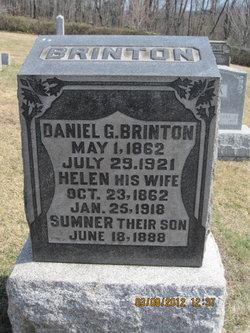 Daniel G Brinton
