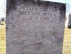 William H Canton