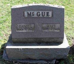 Mary <I>Smith</I> McGue