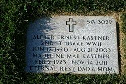 Madeline Mae Kastner