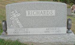 Myrtle D. Richards