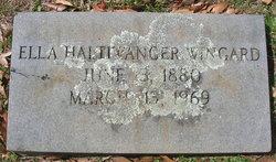Mary Ella <I>Haltiwanger</I> Wingard