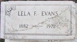 Lela <I>Fite</I> Evans