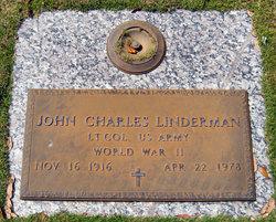 John Charles Linderman