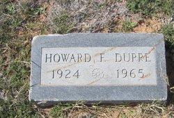 Howard Francis Dupre