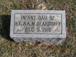 Infant Deardorff