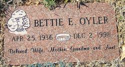 Bettie Ernestine <I>Hazen</I> Oyler