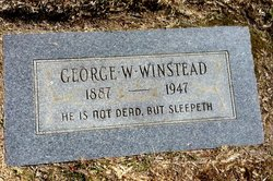 George Woodard Winstead