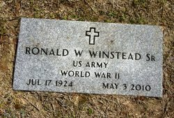 Ronald W. Winstead, Sr
