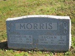 Elizabeth Katheryn <I>Holder</I> Morris