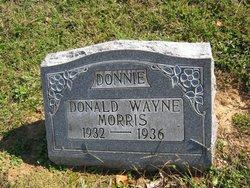 "Donald Wayne ""Donnie"" Morris"
