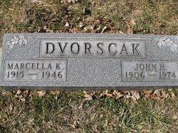 Marcella K Dvorscak