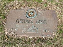 Ethel Rose Lowel