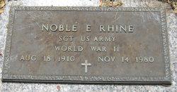 Noble E Rhine