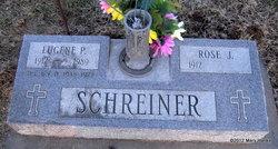 """Eugene P. """"Gene"""" Schreiner"""