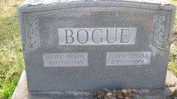 Mary Irene <I>Coley</I> Bogue