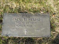 Jack E. Herbig
