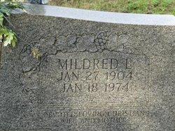 Mildred L <I>Coleman</I> Stephens