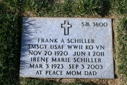 Frank A Schiller