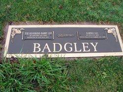 Rev Barry Lee Badgley