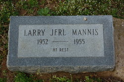 Larry Jerl Mannis