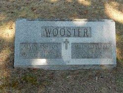 Alvin Ashton Wooster