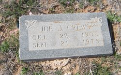 Joe Jefferson Crews