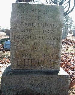 Jennie E. <I>Sherwood</I> Ludwig