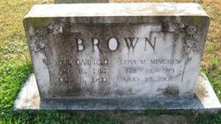 Lena <I>Marlowe</I> Brown Minchew