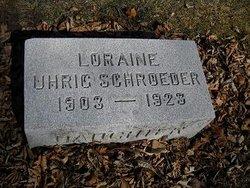 Loraine Uhrig Schroeder
