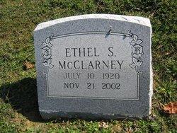 Ethel S. McClarney