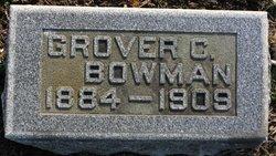 Grover C Bowman