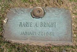 Marie A. Bright